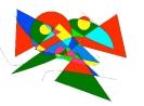 Klasse 8-9 - Malen wie Kandinsky_24